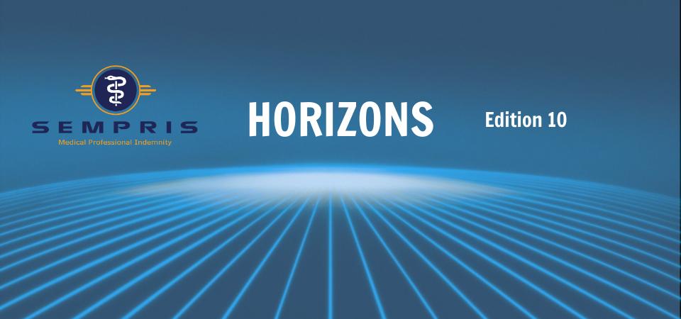 Horizons 10